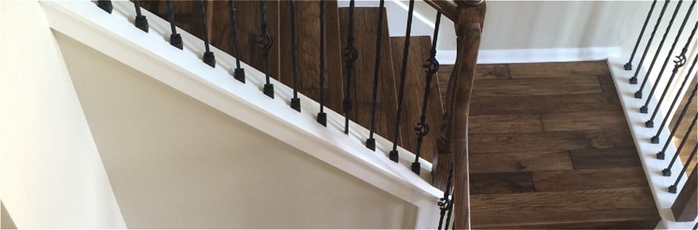 Fireplaces & Stairways Banner